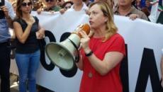 Bibbiano, libero il sindaco Carletti, la Meloni: 'Perchè il PD non vuole che se ne parli?'