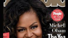 Michelle Obama será capa da revista People entre as 'Pessoas do Ano'