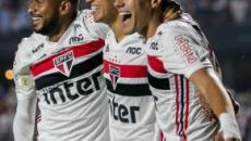 São Paulo leva a melhor sobre Inter e conquista vaga na fase de grupos da Libertadores