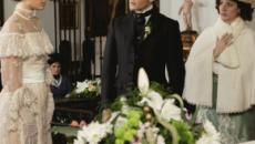Una Vita anticipazioni spagnole: Lucia lascia Samuel sull'altare mentre Trini ha un malore