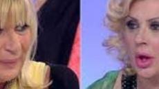 U&D, puntata del 5 dicembre: la Galgani gelosa di Tina, si scontra con l'opinionista