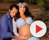 Andressa Ferreira exibe barrigão de gravidez. (Arquivo Blasting News)