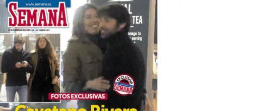 ABC desvela datos de la misteriosa mujer que sale en las fotos con Cayetano Rivera
