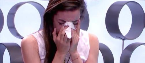 Adara, abrumada por sus propios sentimientos en 'GH VIP 7