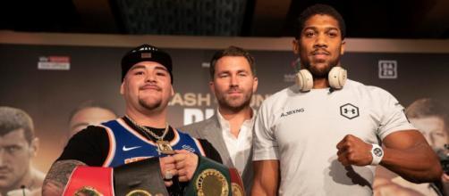Andy Ruiz vs Anthony Joshua, cresce l'attesa per il Mondiale dei pesi massimi in programma il 7 dicembre in Arabia Saudita