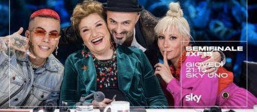 Anticipazioni semifinale X Factor 13.