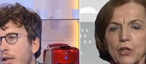 Diego Fusaro critica Mattia Santori ed Elsa Fornero