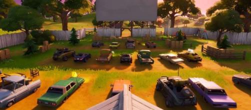 Fortnite's new Galileo event to take place in Risky Reels. [image credits: in-game screenshot]
