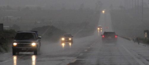 La población de Sonora se mantiene alerta por el mal clima. - reportesonora.com