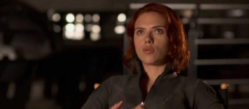 """Marvel Studios just dropped the first trailer for """"Black Widow."""" [Image Credit] Fandom Entertainment/YouTube"""