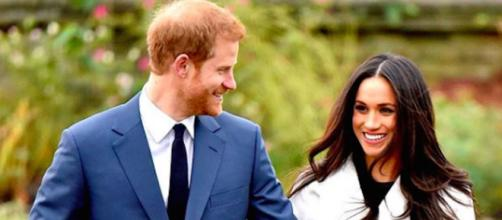 Meghan Markle and Prince Harry reportedly spent Thanksgiving in America while on 'Long-Time' trip. [Image source/sussexroyal]