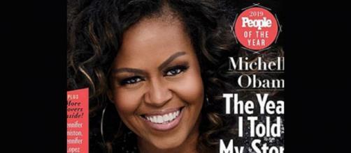 Michelle está entre as personalidades que foram destaque em 2019 na People. (Reprodução/People)