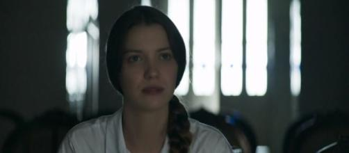Nathalia Dill viveu Fabiana em 'A Dona do Pedaço'. (Arquivo Blasting News)
