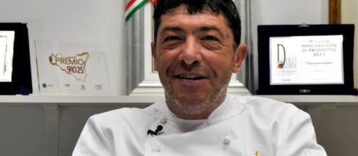 Nicola Fiasconaro, chef di fama internazionale