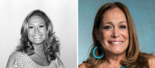 Susana Vieira mudou bastante nos últimos anos. (Fotomontagem)