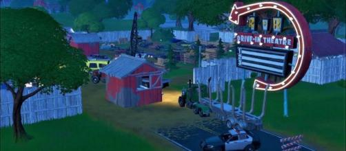 Risky Reels has been changed in the latest 'Fortnite' update. [Source: In-game screenshot]