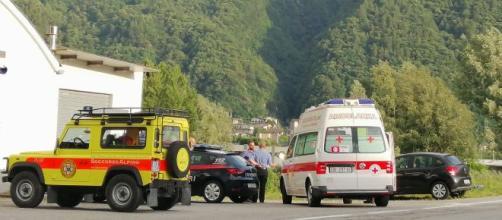 Sondrio: ritrovato senza vita nell'Adda Nicola Scieghi, giovane papà scomparso da Albosaggia