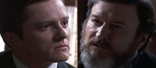 Una Vita anticipazioni al 13 dicembre: Jimeno minaccia Samuel, Arvarado chiede il prestito.