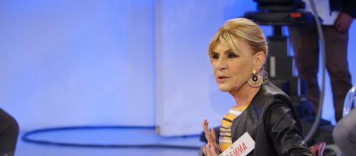Uomini e Donne, trono over 5 dicembre: Gemma Galgani furiosa con Tina