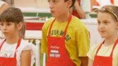 Junior Bake Off Italia, 1^ puntata: eliminati Matteo e Giulia