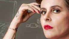 Filha de Fernanda Young compartilha capa de livro póstumo nas redes sociais