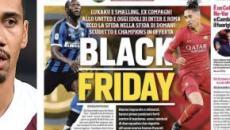Capa bizarra do Corriere dello Sport reacende indignação sobre racismo no futebol