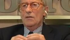 Dritto e rovescio, Feltri dà ragione a Sgarbi sul governo: 'Insalata di finocchi'