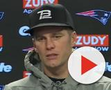 Brady will turn free agent after this season. [Image Source: New England Patriots/YouTube]