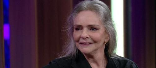 Aos 70 anos, Angela Ro Ro se diz 'lésbica diamante'. (Reprodução/TV Globo)