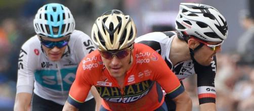 Domenico Pozzovivo non è stato confermato dal Team Bahrain Merida
