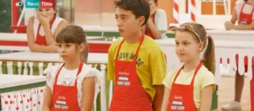 Junior Bake Off Italia, 1^ puntata: eliminati Matteo e Giulia