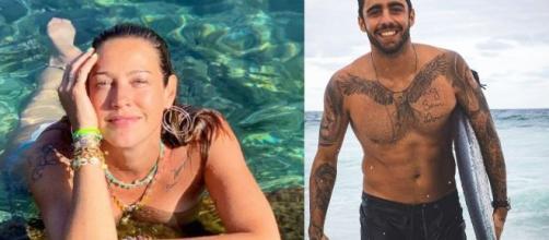 Luana Piovani critica ex-marido Pedro Scooby. (Reprodução/Fotomontagem)