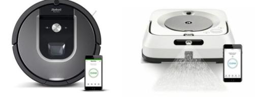 Recensione Roomba 960 e Braava jet m6: la perfetta combo per regalo di Natale.