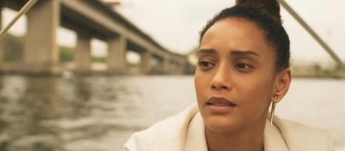 Taís Araujo é Vitória em 'Amor de Mãe'. (Reprodução/TV Globo)