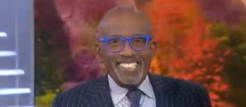 'Today's' Al Roker talks about his pun-loving feud with the Rockefeller Center Christmas tree. [Image source: TODAY-YouTube]