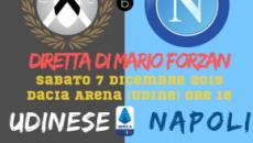 Udinese - Napoli finisce 1-1 sala stampa e pagelle, bene Fofana e Zielinski
