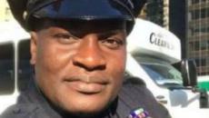 Jacaré, do É o Tchan, aparece em foto vestido de policial no Canadá