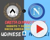 Diretta 15ma di Serie A: Udinese - Napoli. Fischio d'inizio alle ore 18.