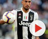 Emre Can, centrocampista della Juventus.