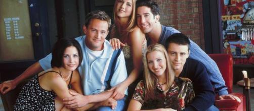 'Friends' é uma das séries mais utilizadas para treinar o inglês. (Divulgação/Netflix)