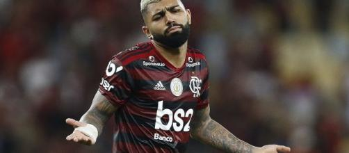 Gabigol revela que pode sair do Flamengo. (Arquivo Blasting News)
