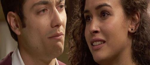 Il Segreto, spoiler: Lola confessa a Prudencio di aver ucciso il padre