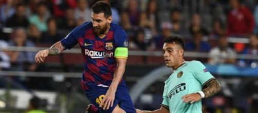 Inter-Barcellona, probabili formazioni: Martinez sfida il compagno albiceleste Messi.