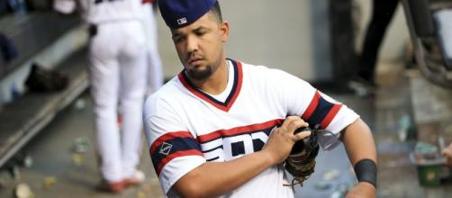 Jose Abreu re-upped with the White Sox for three years. [Image via: Bryan Green/Flickr]