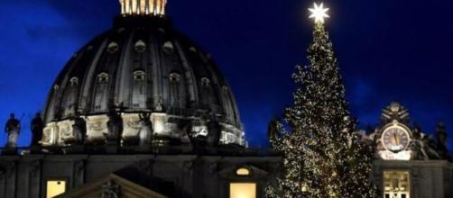Plaza de San Pedro, en El Vaticano.
