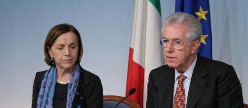 Sardine, il direttore di Libero critica le aperture di Monti, Prodi e Fornero