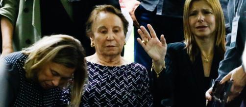 Sílvio ligou para mãe de Gugu Liberato. (Arquivo Blasting News)