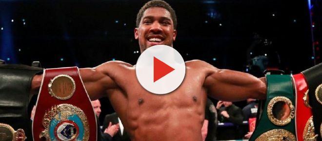 Ruiz torna a scuola, Joshua lo domina e si riprende i titoli mondiali dei pesi massimi