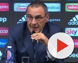 Juventus, Sarri: 'Il mercato mi annoia'