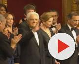 Ovazione per Sergio Mattarella alla Prima della Scala